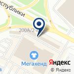 Компания SMARTTEL на карте