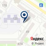 Компания Еврошкола на карте