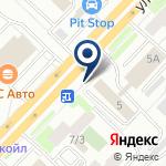 Компания АльТех на карте