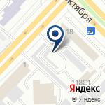 Компания Мустанг на карте
