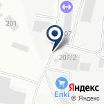 Компания Фактум-Урал на карте