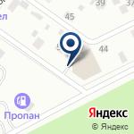 Компания М-Авто72 на карте