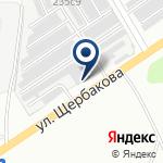 Компания Торговый двор на карте
