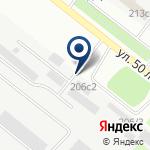 Компания ВЕТЕК на карте