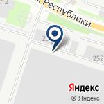Компания ПромКомплект-М на карте