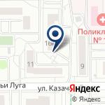 Компания ВСАА на карте
