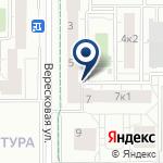 Компания Аква Элвист на карте
