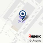 Компания ЭСАБ Тюмень на карте