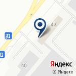 Компания Трек-проф на карте