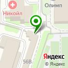 Местоположение компании ПожЦентрАудит