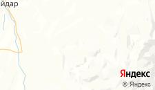 Гостиницы города Бургулюк на карте