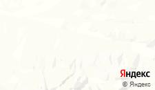 Гостиницы города Каскасу на карте