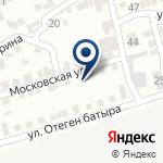 Компания Шынгыс на карте