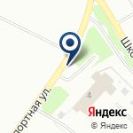 Компания 20 отряд ФПС по Ханты-Мансийскому автономному округу-Югре на карте