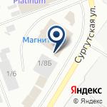 Компания Новострой плюс на карте