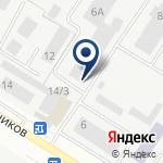 Компания Профсервис на карте