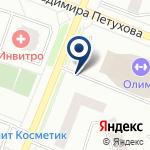 Компания Транспортные магистрали Сибири-2 на карте