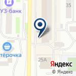 Компания Трансагентство на карте