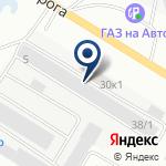 Компания 6 отряд ФПС по Ханты-Мансийскому автономному округу-Югре на карте