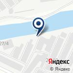 Компания Техновектор на карте