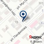 Компания Рекламное агентство на карте