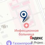 Компания Инфекционная больница г. Темиртау на карте