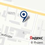 Компания Красная шапочка на карте