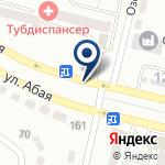 Компания Областной противотуберкулезный диспансер г. Темиртау на карте