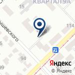 Компания Аналитик АФ, ТОО на карте
