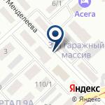 Компания Даулет на карте