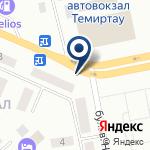 Компания Платежный терминал, Kaspi bank на карте