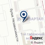 Компания Восток на карте
