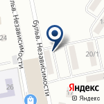 Компания Ескандер, ТОО на карте