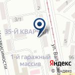 Компания Руслан, ТОО на карте