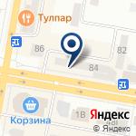 Компания Караганда Кредит, ТОО на карте