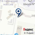 Компания КазЭнергоУчет, ТОО на карте