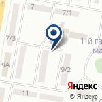 Компания Квест LOST Темиртау на карте