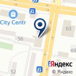 Компания PROдизайн на карте