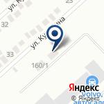 Компания Temir logistik, ТОО на карте