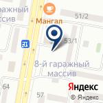Компания Reni Kazahstan на карте