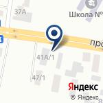 Компания ТККС на карте