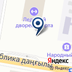 Компания Батыр на карте