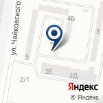 Компания Жемчужина на карте