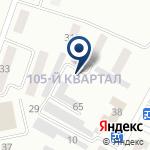 Компания МебельМ.kz на карте