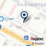 Компания Агат на карте