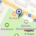 Компания Окжетпес-Т, ТОО на карте