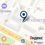 Компания Ломбард КРЕДИТЭК, ТОО на карте