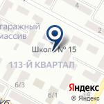 Компания Школа-гимназия №15 на карте