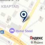 Компания Казахстан на карте