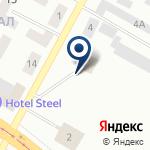 Компания Жақтау, ОО на карте